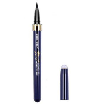 Stay All Day Waterproof Liquid Eyeliner - BLACK BLACK