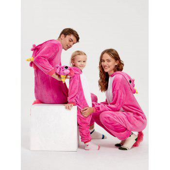Cute Unicorn Matching Family Christmas Onesie Pajamas - TUTTI FRUTTI DAD XL
