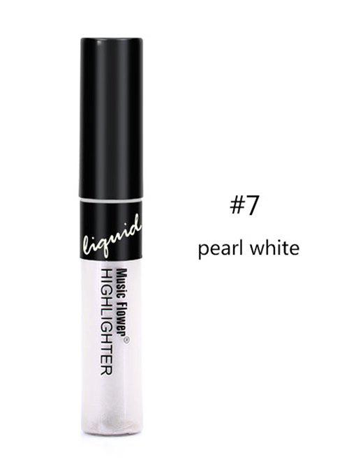 Professional Multipurpose Makeup Liquid Highlighter - PEARL WHITE