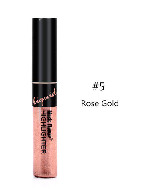 Professional Multipurpose Makeup Liquid Highlighter - ROSE GOLD
