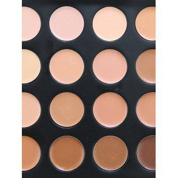 16 Colors Base Foundation Highlighter Cream Concealer Palette -