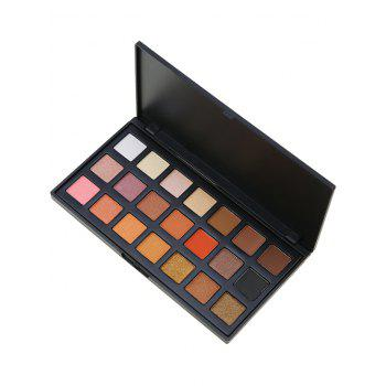 Smoky Eyes 21 Colors Natural Eyeshadow Palette -