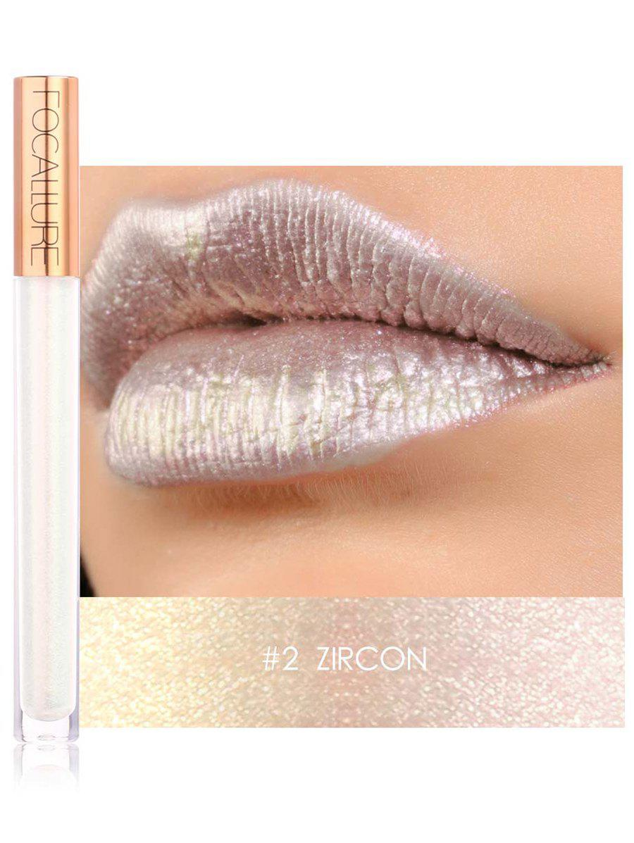 Glitter Long Wearing Waterproof Moisturizing Lip Gloss -