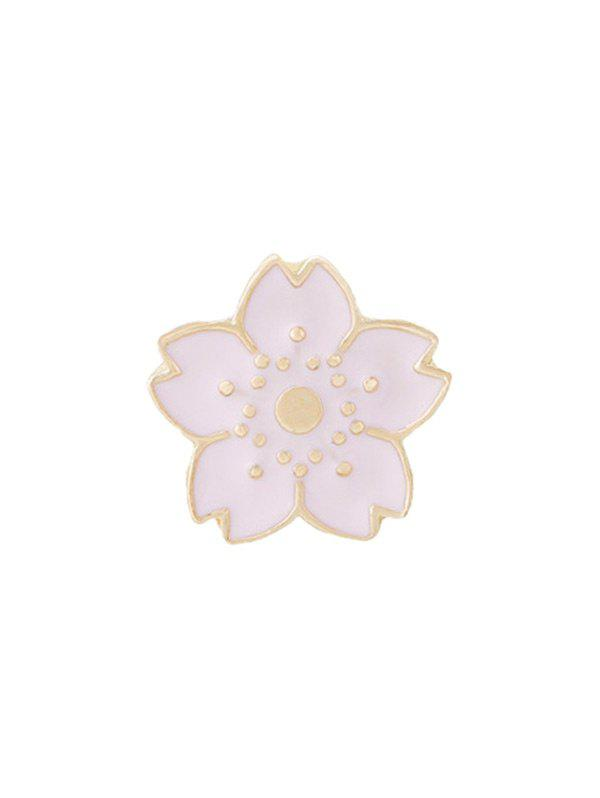 Cute Tiny Flower Brooch - PINK