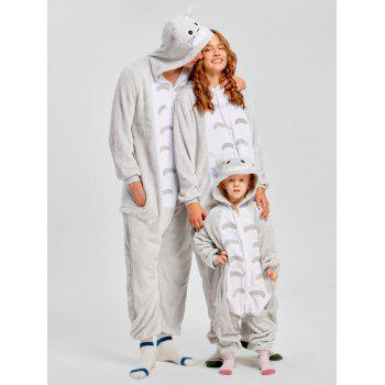 2018 pyjama onesie chat mignon de no l pour la famille gris enfant in pyjamas online store best. Black Bedroom Furniture Sets. Home Design Ideas