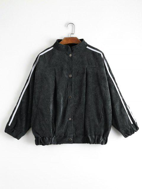 Corduroy Jacket - BLACK S