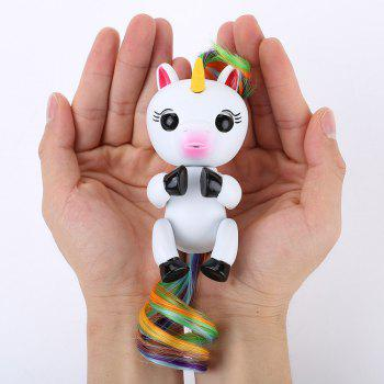 Édition avancée Unicorn forme Rechargeable Smart Recorder Finger Toy