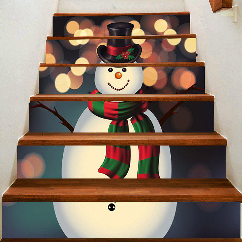 Spot Light Background Snowman Printed Removable Stair Stickers fp75r12kt4 fp75r12kt4 b15 fp100r12kt4 fp75r12kt3 spot quality