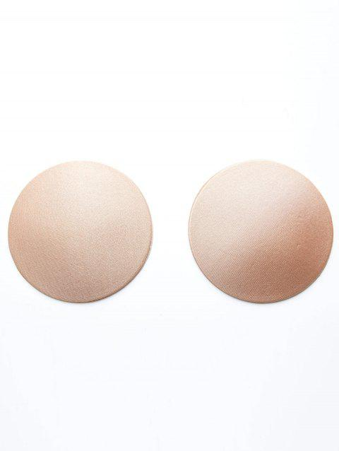 Round Silicone Breast Pasties - COMPLEXION ONE SIZE