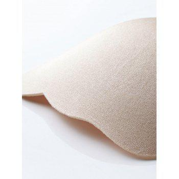 Hook Adhesive Stick on Push Up Bra - COMPLEXION CUP C