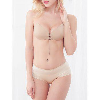 Adhesive Push Up Bra - COMPLEXION COMPLEXION