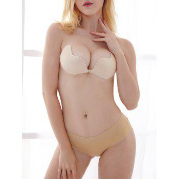Pasties Strapless Sticky Bra - COMPLEXION CUP D