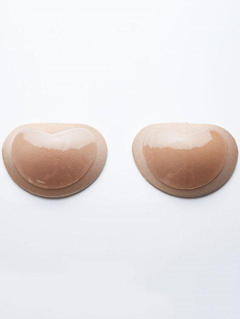 Removable Push Up Bra Pads - SKIN COLOR ONE SIZE