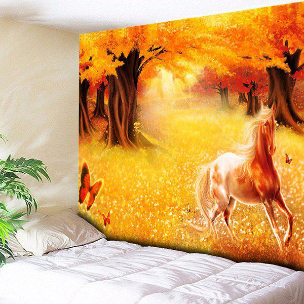 Wall Hanging Forest Horse Printed Tapestry e36 pnp sword fiber glass racing speed rc boat w 1750kv brushless motor 120a esc servo boat red