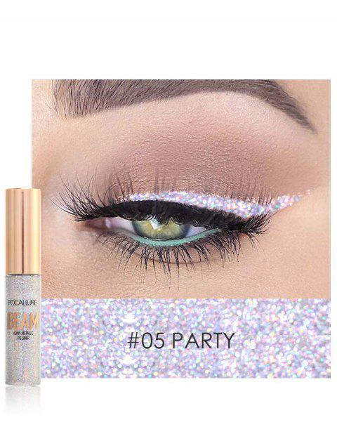 Professional Highly Pigmented Makeup Shimmer Liquid Eyeshadow - 05