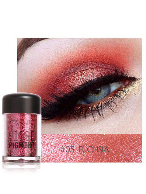 Professional Highly Pigmented Shimmer Glitter Eyeshadows Powder - 05