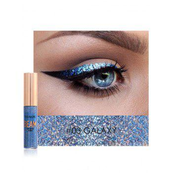Professional Highly Pigmented Makeup Shimmer Liquid Eyeshadow - #03