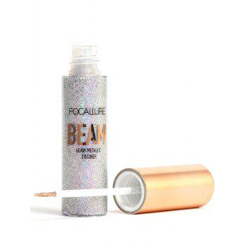 Professional Highly Pigmented Makeup Shimmer Liquid Eyeshadow -