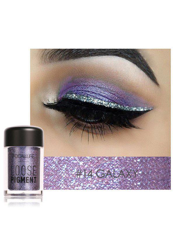 Professional Highly Pigmented Shimmer Glitter Eyeshadows Powder -