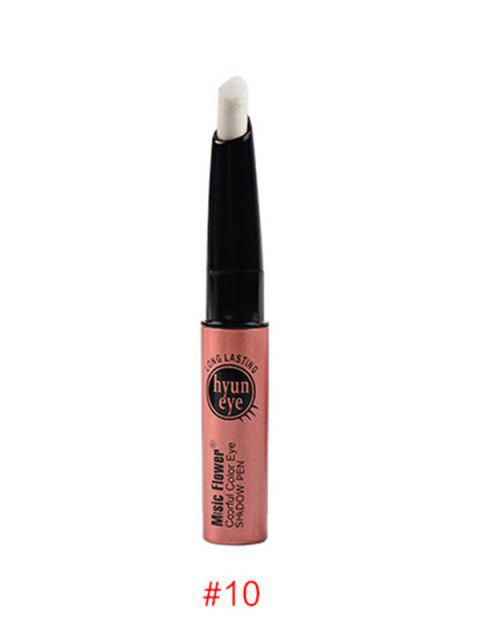 Professional Long Lasting Colorful Creamy Eyeshadow Stick - WHITE