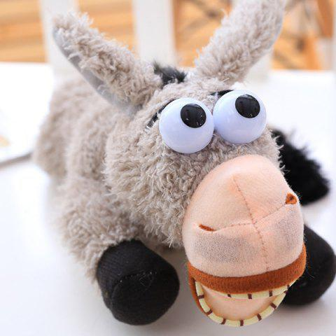 17 Off 2019 Fluffy Toy Rolling On The Floor Donkey Laughing Donkey
