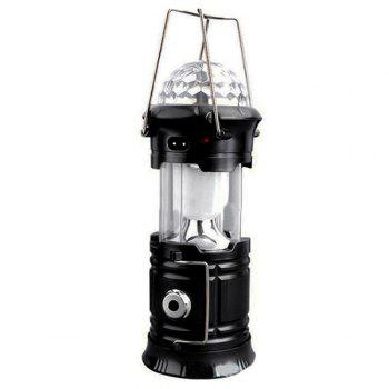 Multifunction Stage Light Flashlight Outdoor Camping Lantern