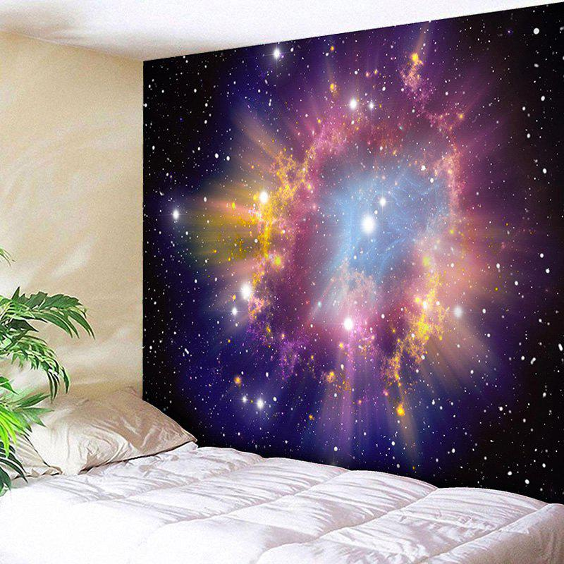 Galaxy Printed Wall Hanging Tapestry outer space printed wall hanging tapestry