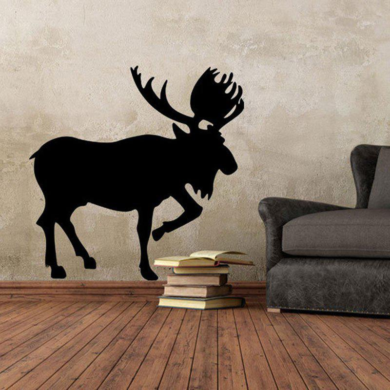 Animal Patterned Removable Wall Art Sticker inspirational letters words patterned wall art sticker