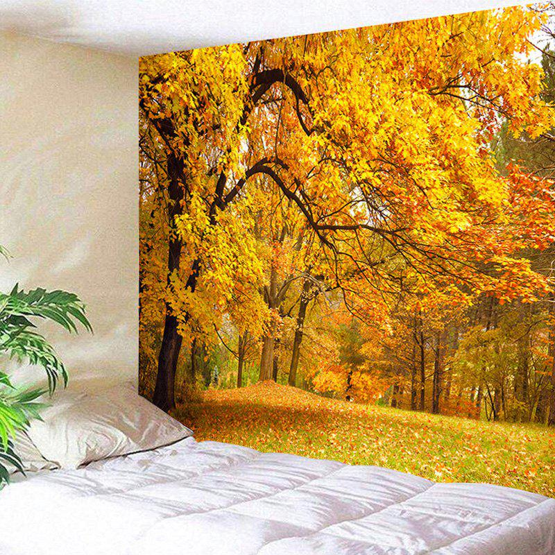 Maple Forest Printed Wall Hanging Tapestry outer space printed wall hanging tapestry