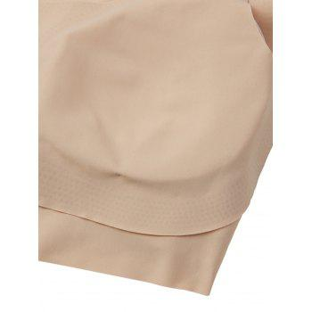 Longline Padded Comfortable Bra - COMPLEXION COMPLEXION