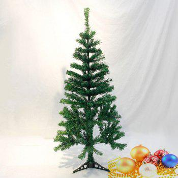 Artificial Upside Down Hanging Christmas Decoration Tree - GREEN GREEN
