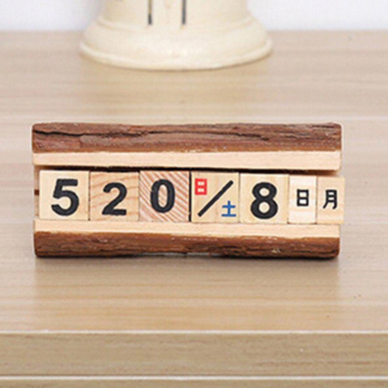 Furnishing Articles DIY Wooden Desk Calendar stalin s american policy – from entente to detente to cold war