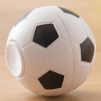 Decompression Fiddle toys Finger Football - BLACK WHITE
