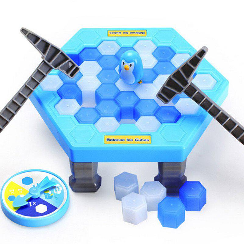 Novelty Educational Puzzle Toy Saving Penguin Desktop Game wat phra kaew cubicfun 3d educational puzzle paper