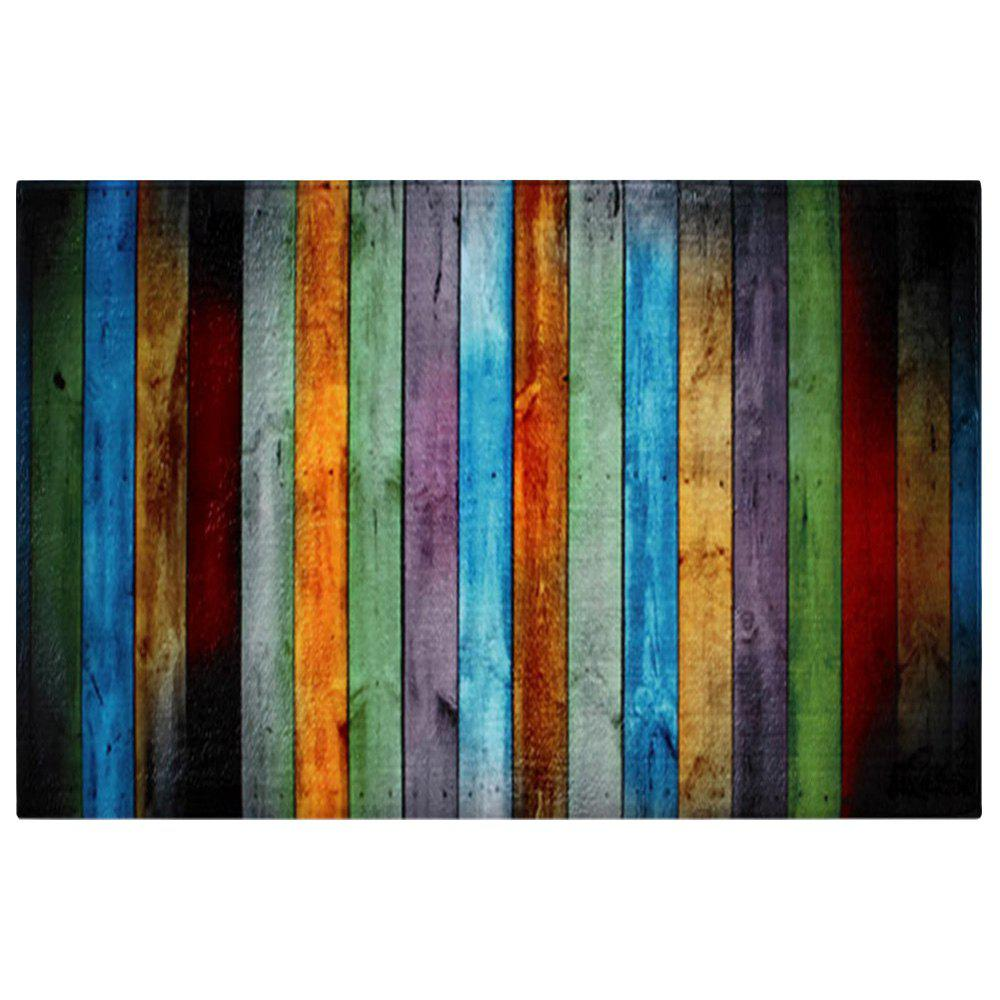 все цены на Coral Velvet Colorful Stripe Large Area Rug в интернете