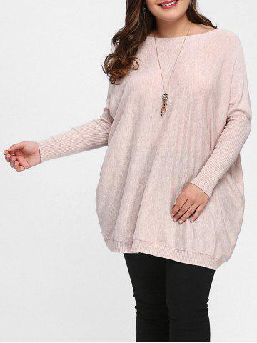 2018 Plus Size Pink Sweater Online Store. Best Plus Size Pink ...