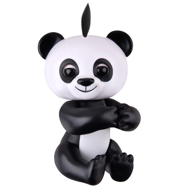 Mini Interactive Finger Toy Smart Sensor Baby Panda wavac att s