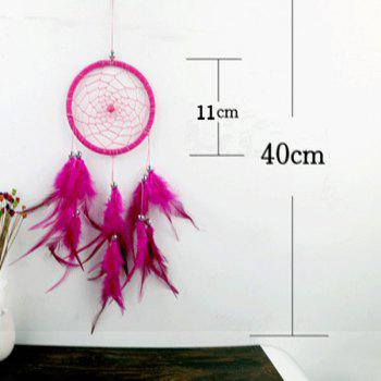 Indian Style Wall Hanging Feathers Dreamcatcher - TUTTI FRUTTI
