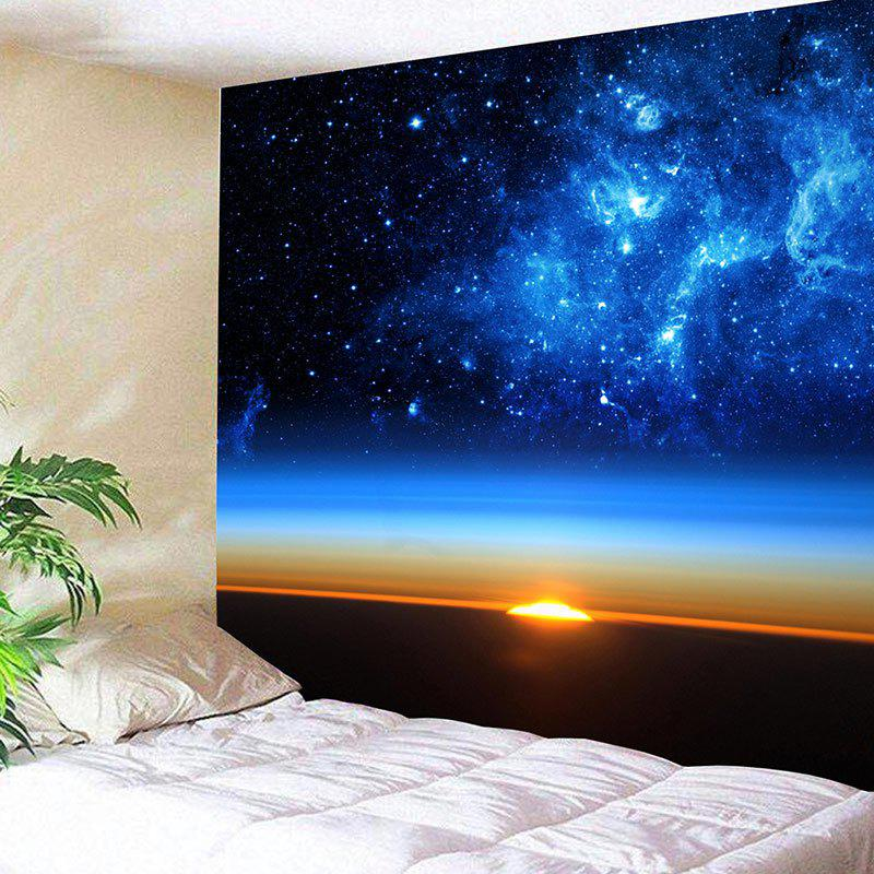 Starry Sky Printed Wall Hanging Bedroom Tapestry starry sky