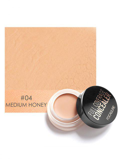 Professional Long Lasting Full Coverage Creamy Concealer - 04