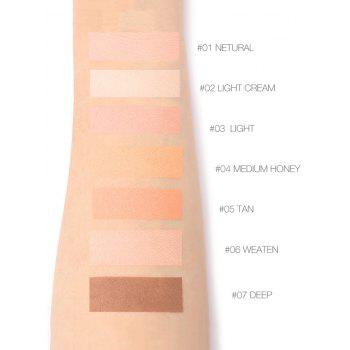 Professional Long Lasting Full Coverage Creamy Concealer -