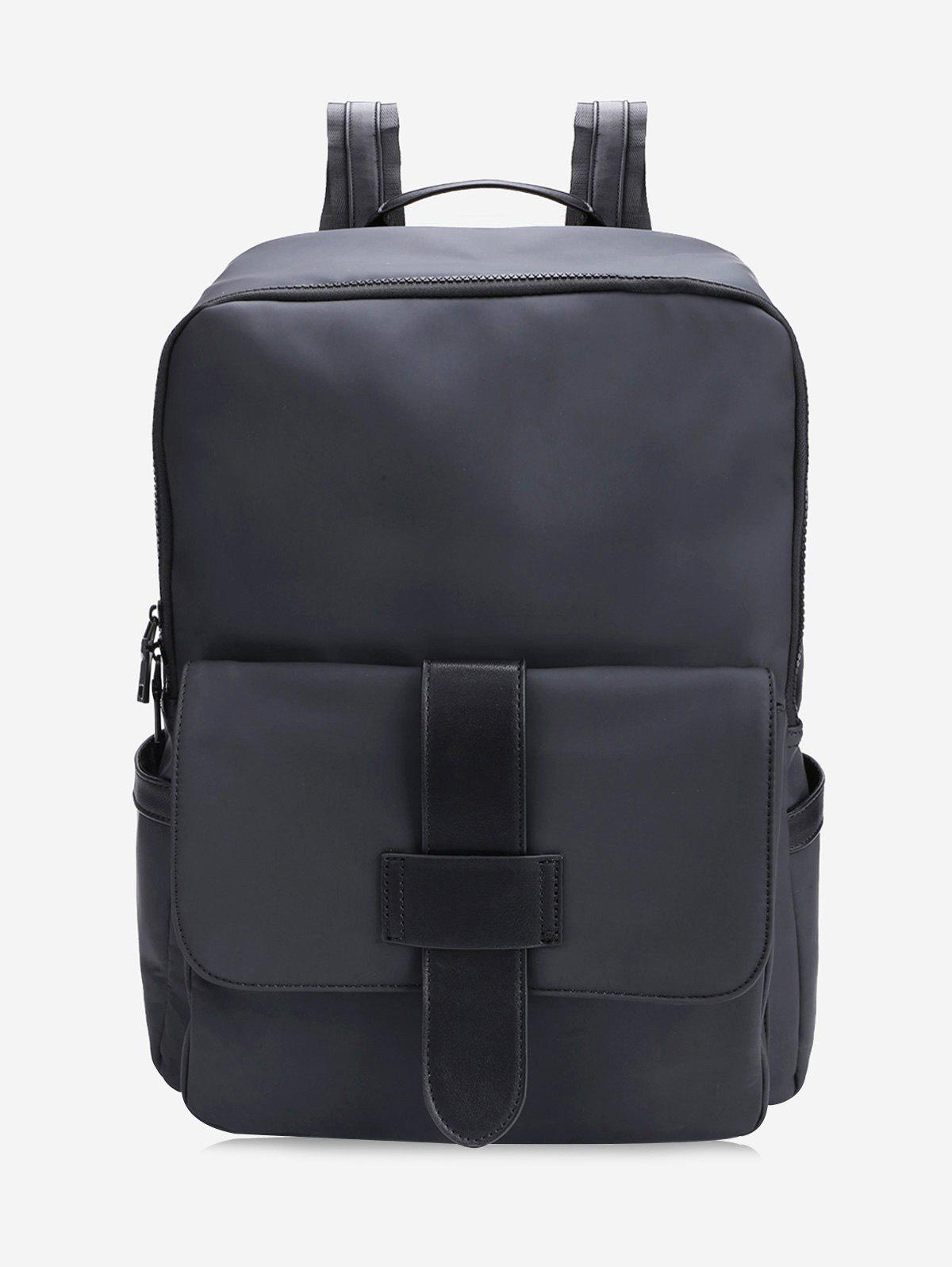 Multi Function Laptop Backpack - BLACK