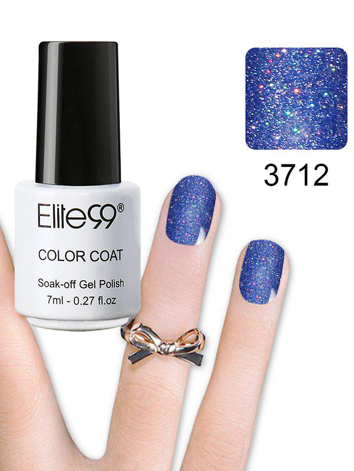 7 ml UV LED Vernis à Ongle Gel à Faire Tremper Super Bling -