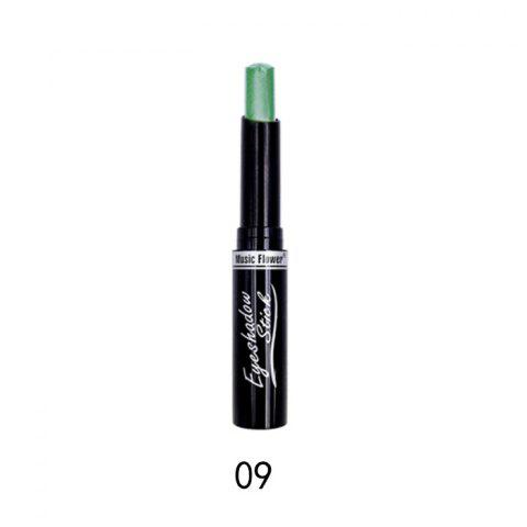 Professional Glitter Shimmer Long Lasting Waterproof Stick Eyeshadow - 09