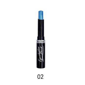 Professional Glitter Shimmer Long Lasting Waterproof Stick Eyeshadow - #02