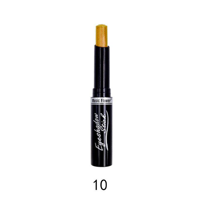 Professional Glitter Shimmer Long Lasting Waterproof Stick Eyeshadow -