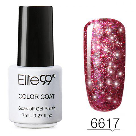7 ml Vernis à Ongles Gel à Tremper Couleurs Brillantes - 17