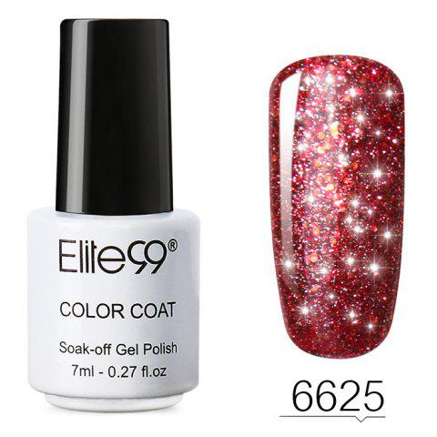 7 ml Vernis à Ongles Gel à Tremper Couleurs Brillantes - 25
