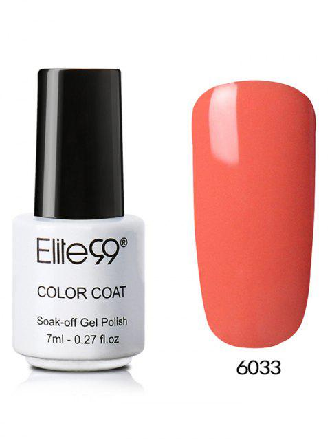 7ML 3 In 1 Soak Off UV Gel Full Color Nail Art Nail Polish - 08