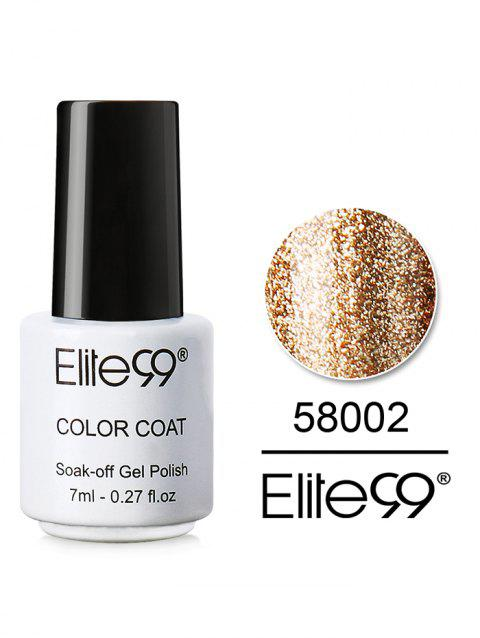 7ML Diamond Glitter Soak Off Nail Salon Gel Nail Polish - 02